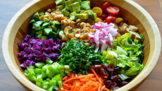 Are Chopped Salads Healthy