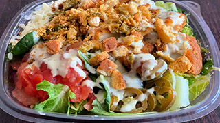 Are Wendy's Salads Healthy